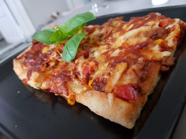 Lørdagspizza